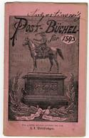 Postbüchel  1893 - Zonder Classificatie