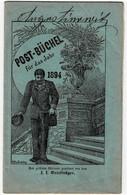 Postbüchel  1894 - Zonder Classificatie