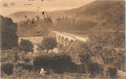 ALLE-SUR-SEMOIS - Le Pont - Oblitéré ALLE 1908 - Vresse-sur-Semois
