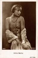 CPA - CINEMA - Vilma Banky - Attrice, Actress, Actrice - NV - BV042 - Actors