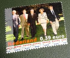 Nederland - NVPH - Xxxx - 2003 - Gebruikt - Cancelled - Beatrix En Claus Met Volwassen Zonen - Used Stamps