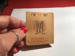 Enveloppe De Pochoirs Vides En L état - Altri