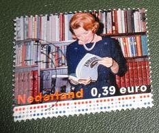 Nederland - NVPH - Xxxx - 2003 - Gebruikt - Cancelled - Beatrix In Bibliotheek - Used Stamps