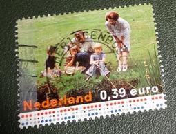 Nederland - NVPH - Xxxx - 2003 - Gebruikt - Cancelled - Beatrix En Claus Met Kinderen - Gezin - Used Stamps