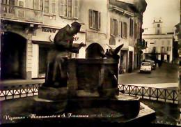 VIGEVANO - MONUMENTO DI S. FRANCESCO SCORCIO  VB1956 IF9500 - Vigevano