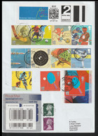 Great Britain Specialdelivery FDC 2012 Olympic Games - Plenty Of Olympic Stamps + SmartStamp Posted Freemasons - Summer 2012: London