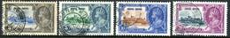 Hong Kong1935 USED Silver Jubilee Issue - Used Stamps