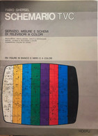 Schemario TVC Di Fabio Ghersel, 1980, Hoepli - Other