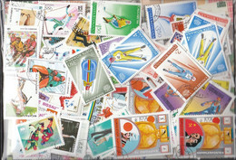 Motives Stamps-500 Different Winter Olympics Stamps - Other