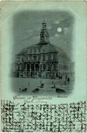 Maastricht - Stadhuis (used 1898) - Maastricht