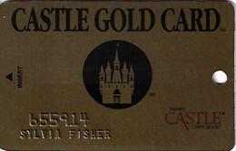 Trump Castle Casino Atlantic City NJ - Castle Gold Card - Casinokarten