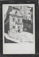 AK 0785  Alt-Wien - An Der Mölkerbastei / Ulf Seidl Künstlerkarte Um 1920 - Wien Mitte