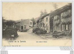 BOHAN ..-- Nels  40 , N° 267 . Chemin De MEMBRE . Sèchage Du Tabac ! - Vresse-sur-Semois