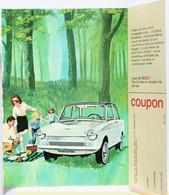 Publicité Papier Voiture Daffodil Mai 1966 P1013724 - Werbung