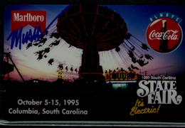 USA  1995 PHONECATD COCA COLA MINT VF!! - Other