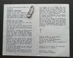HUBERTA VANTORRE ° HEIST 1890 + KNOKKE 1978  /  LUDOVICUS SAVELS - Devotion Images