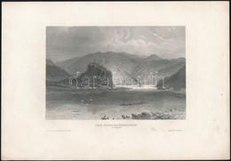Cca 1840-1860 18 Db Főként Német Területeket Bemutató Metszet (der Schreckenstein, Paulinzella, Ruins Of Falkenberg, Stb - Gravados