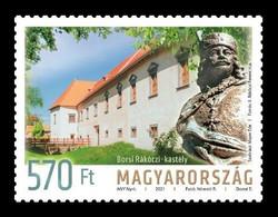 Hungary 2021 Mih. 6210 Rákóczi Castle Of Borša MNH ** - Nuovi