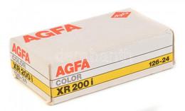 Agfa Használatlan Filmtekercs Eredeti Dobozában - Fotoapparate