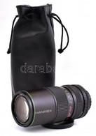 Hanimex MC 1:4,5, F: 80-200 Mm Objektív Eredeti Tokjában - Fotoapparate