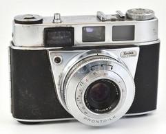 ~ 1940 Kodak Retinette I B Fényképezőgép, 13x9x7cm - Fotoapparate