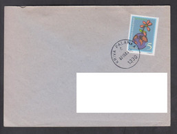 REPUBLIC OF MACEDONIA, COVER, MICHEL 199 - ECOLOGY, Earth, Flowers + - Mazedonien