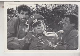 ATTORI CINEMA  ACTRESS FRANCO FRANCHI  CICCIO INGRASSIA  E BUSTER KEATON - Actors