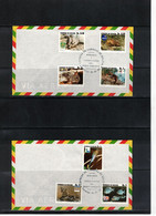 Bolivia 1992 Environment Protection And Ecology FDC - Protezione Dell'Ambiente & Clima