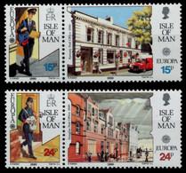 ISLE OF MAN Nr 427-430 Postfrisch S009366 - Man (Ile De)