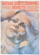 1980 Faragó Tamás (?-?) - Kende Tamás (1949-): Boldog Születésnapot Marilyn, Magyar Filmplakát, írta: Vámos Miklós és Sz - Unclassified