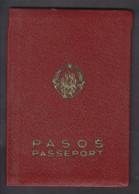 YUGOSLAVIA, PASSPORT, MACEDONIA, VISA, BULGARIA + - Other