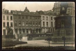 Photo Originale 10 X 15 Cm - Bruxelles - Place Du Musée - A Dater - Voir Scans - Orte