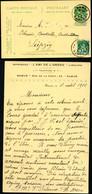 Belgique Carte Postale SBLP #44 Mi.P53 Namur à Allemagne Impression Privée 1912 - Postcards [1909-34]