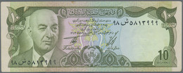 """Afghanistan: Giant Lot With 155 Banknotes Of The SH 1352-1356 (1973-1977) """"President Muhammad Daud"""" - Afghanistan"""