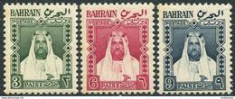 Bahrain 1953-1957 Stamps Sheikh Definatives For Local Use MNH - Bahrein (1965-...)