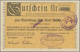 Deutschland - Notgeld - Württemberg: Schwäbisch Gmünd, Arbeitgeber-Verband Der Edel- Und Unedel-Meta - [11] Emisiones Locales