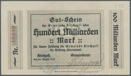 Deutschland - Notgeld - Bayern: Unterfranken, Lot Von 53 Scheinen Aus Amorbach (2), Beuchen (5), Hof - [11] Emisiones Locales