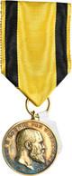 Orden & Ehrenzeichen: Württemberg, Goldene Militärverdienstmedaille, Für Tapferkeit Und Treue, Sv. O - Non Classés