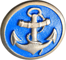 Orden & Ehrenzeichen: Sammleranfertigungen: Narvikschild In Gold (Marine) Vgl. OEK 3867. Dabei Noch - Non Classés