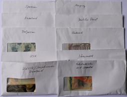 Medaillen - Religion: 100 Diverse Medaillen, Anhänger Oder Amulette Mit Papstmotiv, Maria / Jesus Mo - Unclassified