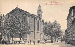 AVEYRON  12  DECAZEVILLE  L'EGLISE - Decazeville