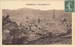 AVEYRON  12  DECAZEVILLE  VUE GENERALE N°2 - Decazeville