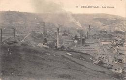 AVEYRON  12  DECAZEVILLE  LES USINES - Decazeville