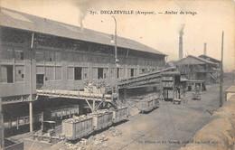AVEYRON  12  DECAZEVILLE  ATELIER DE TRIAGE - INDUSTRIE - MINES - Decazeville