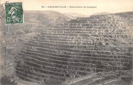 AVEYRON  12  DECAZEVILLE  DECOUVERTE DE LASSALLE - MINE - CHARBON - Decazeville