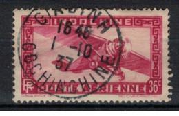 INDOCHINE           N°  YVERT  PA 8  OBLITERE       ( Ob   3 / 42 ) - Aéreo