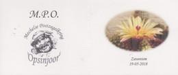 "Postzegelboekje ""Parodia"" - Personalisierte Briefmarken"