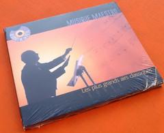 (sous Blister) Album CD Musique Maestro  Les Plus Grands Airs Classiques - Classica