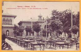 UKRAINE Russia Odessa Odesa, Alexander Park. Buffet. - Ucraina