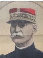 1915 LE PETIT JOURNAL N° 1300 LE GÉNÉRAL GALLIÉNI MINISTRE DE LA GUERRE / LA VENGEANCE D'UN CONDAMNÉ À MORT - 1850 - 1899